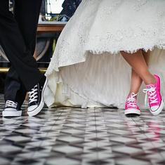 tým nevěsty atým ženicha
