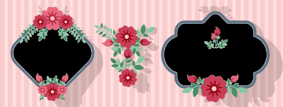 květinový potisk nahrneček