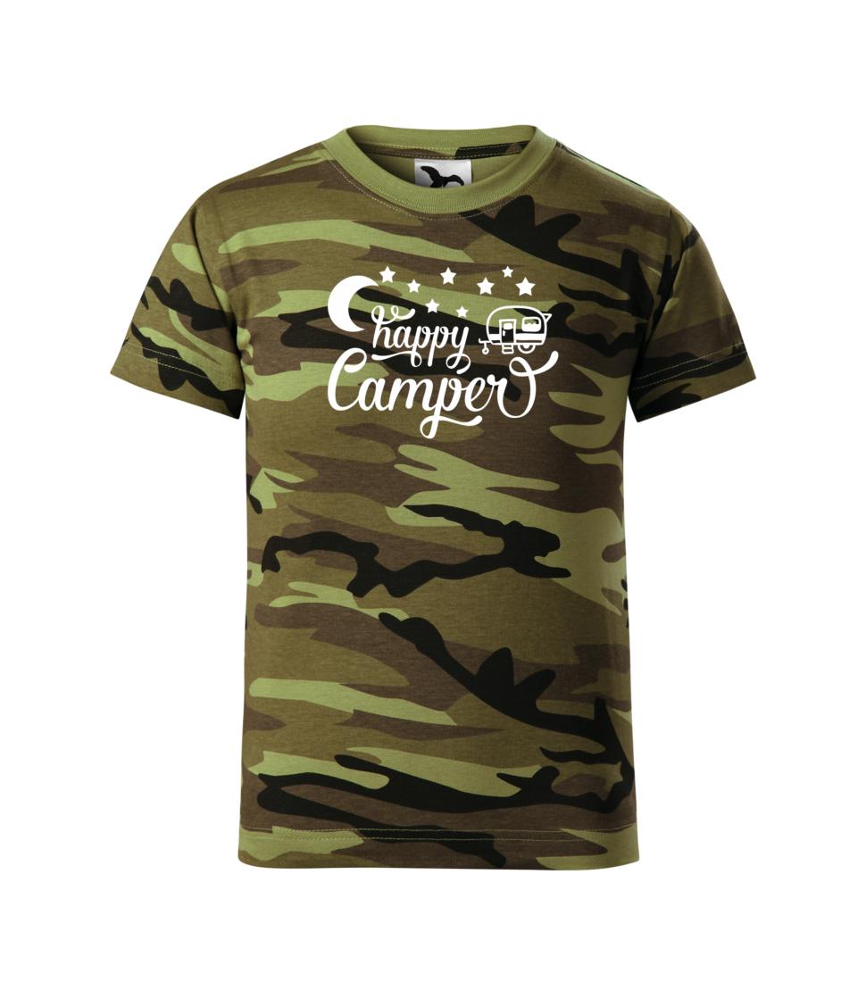 Camouflage - zelené