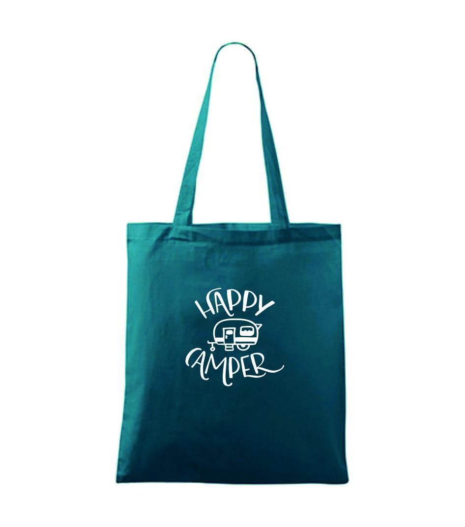 taška nanákup HAPPY CAMPER