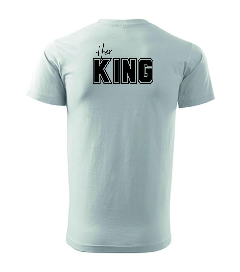 Partnerské tričko pro něho