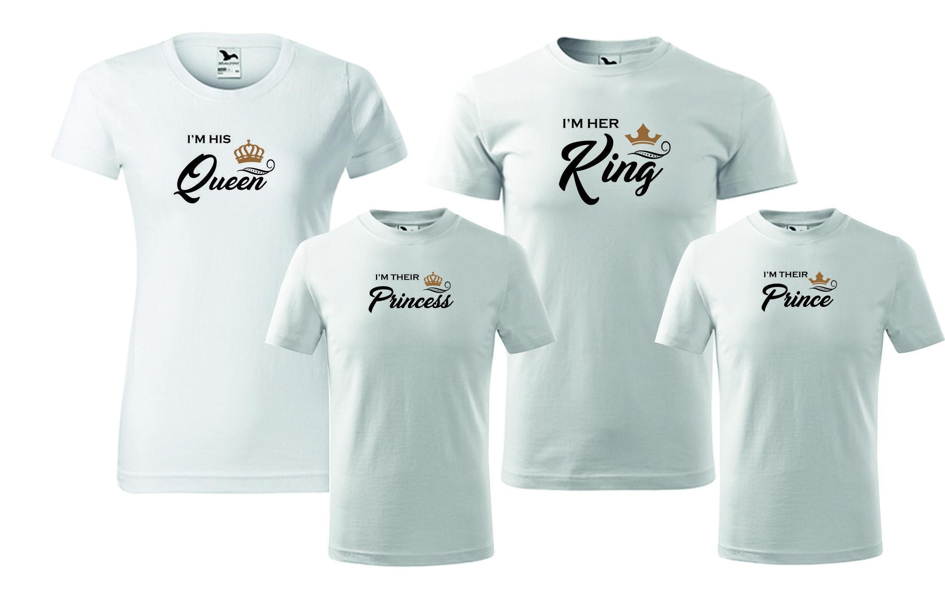 Rodinná trička