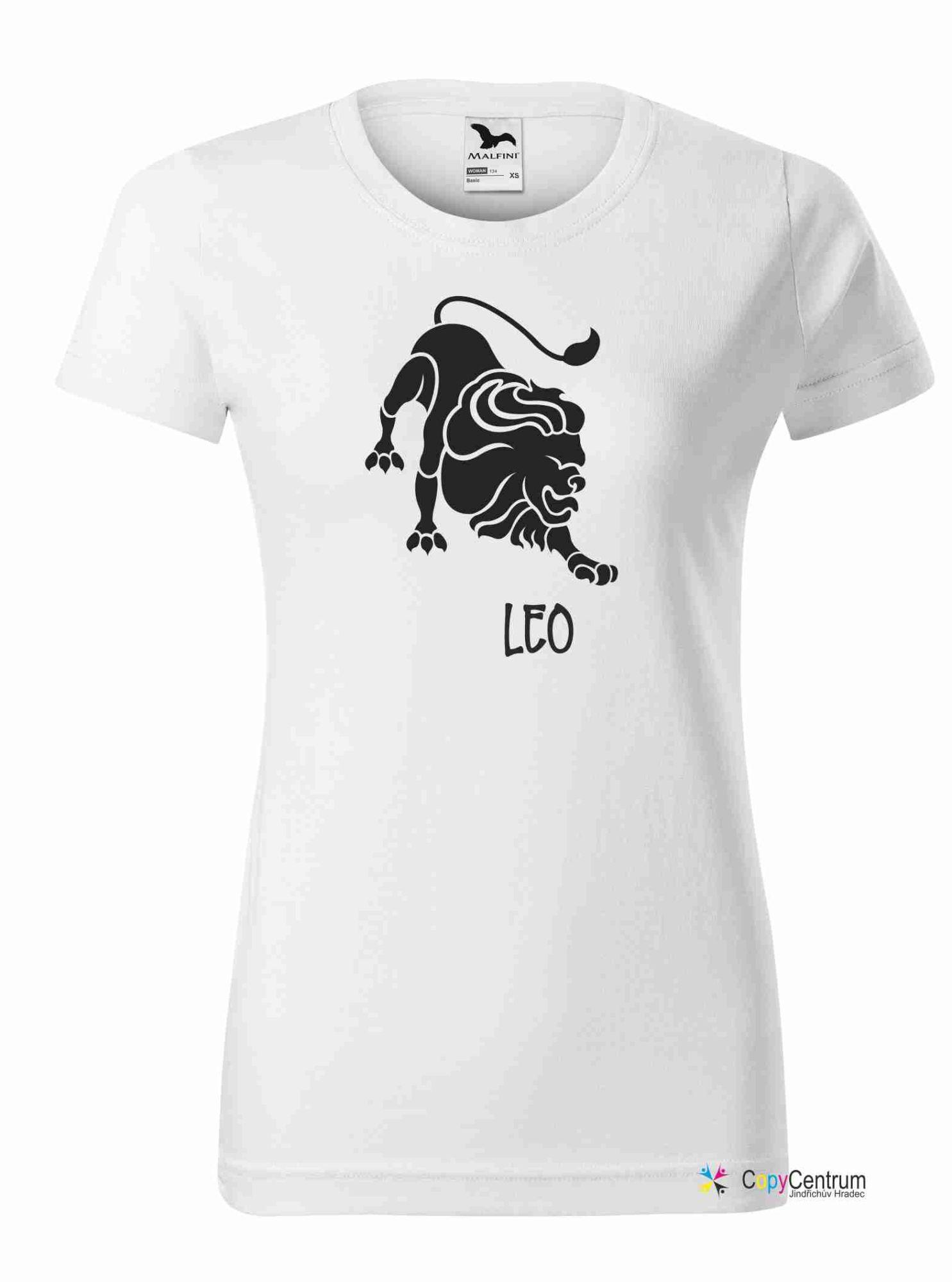 Dámské tričko LEV