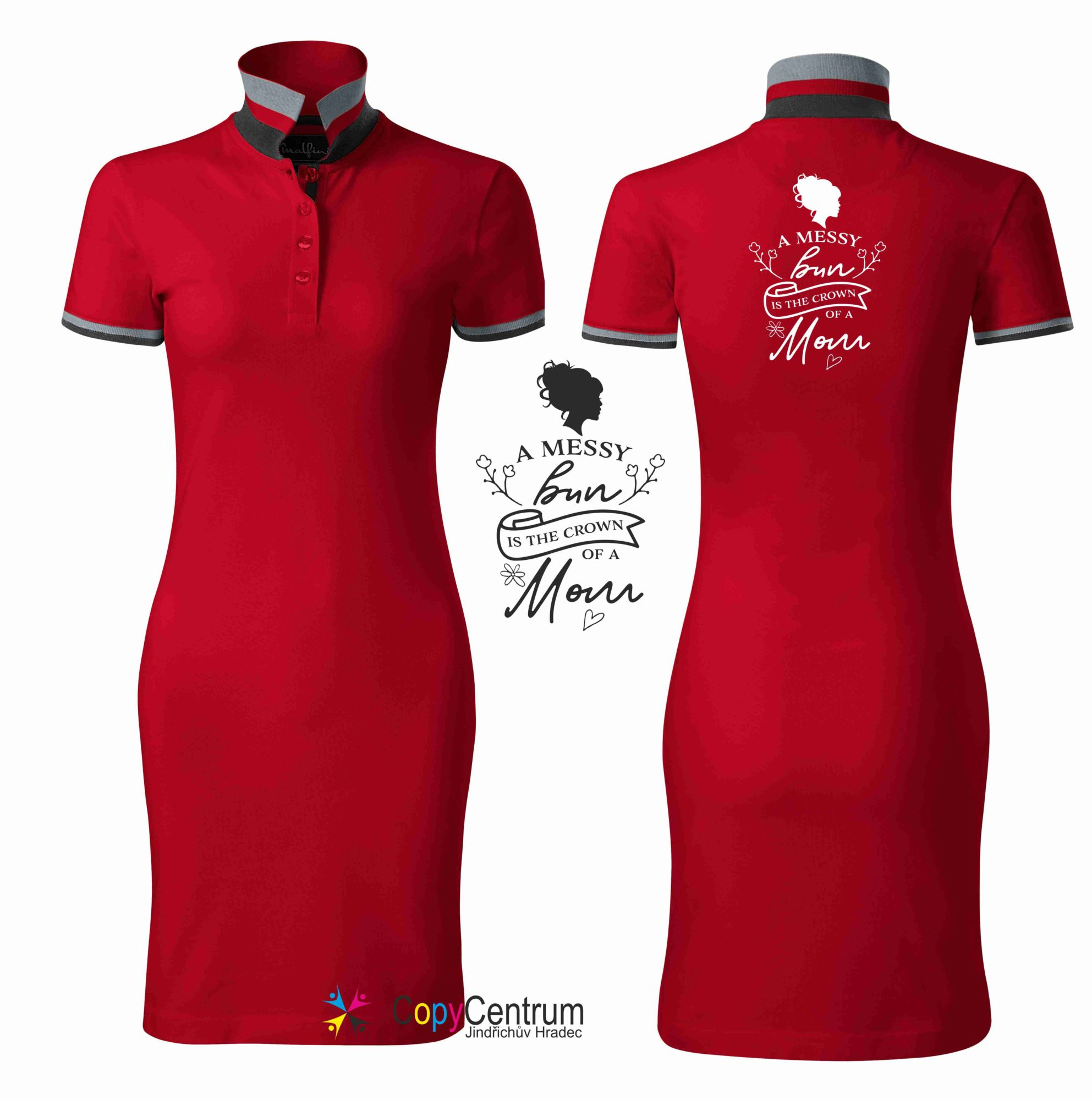 luxusní dámské šaty dress up