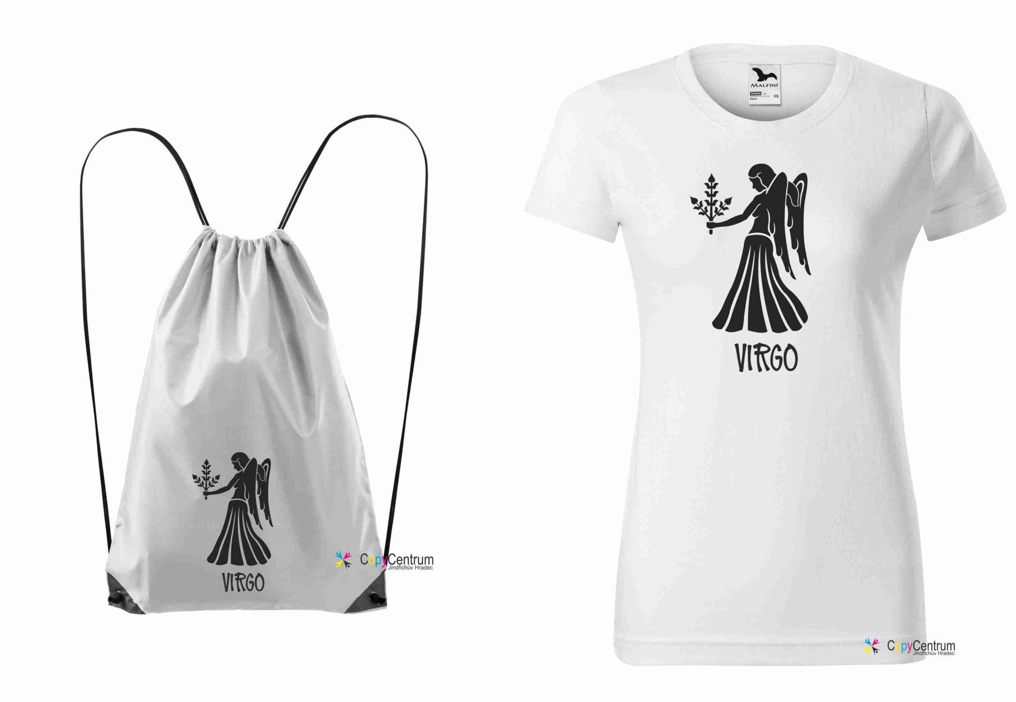 Dámský set vak + tričko PANNA
