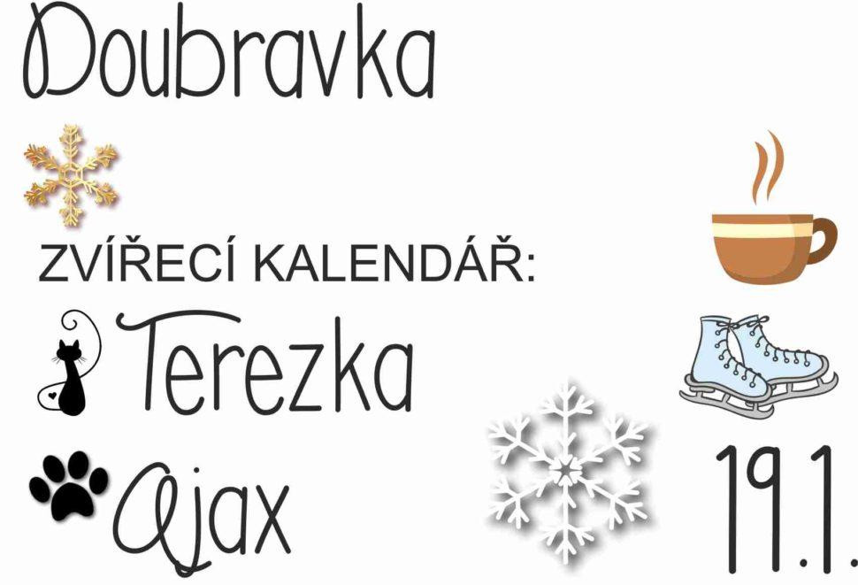 křestní jméno Doubravka