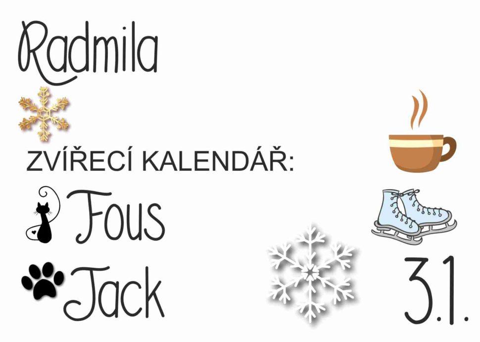 svátek - jmeniny- Radmila