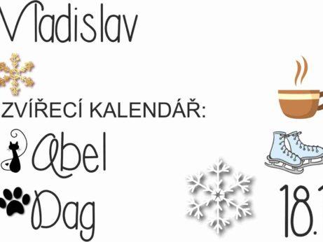 křestní jméno Vladislav